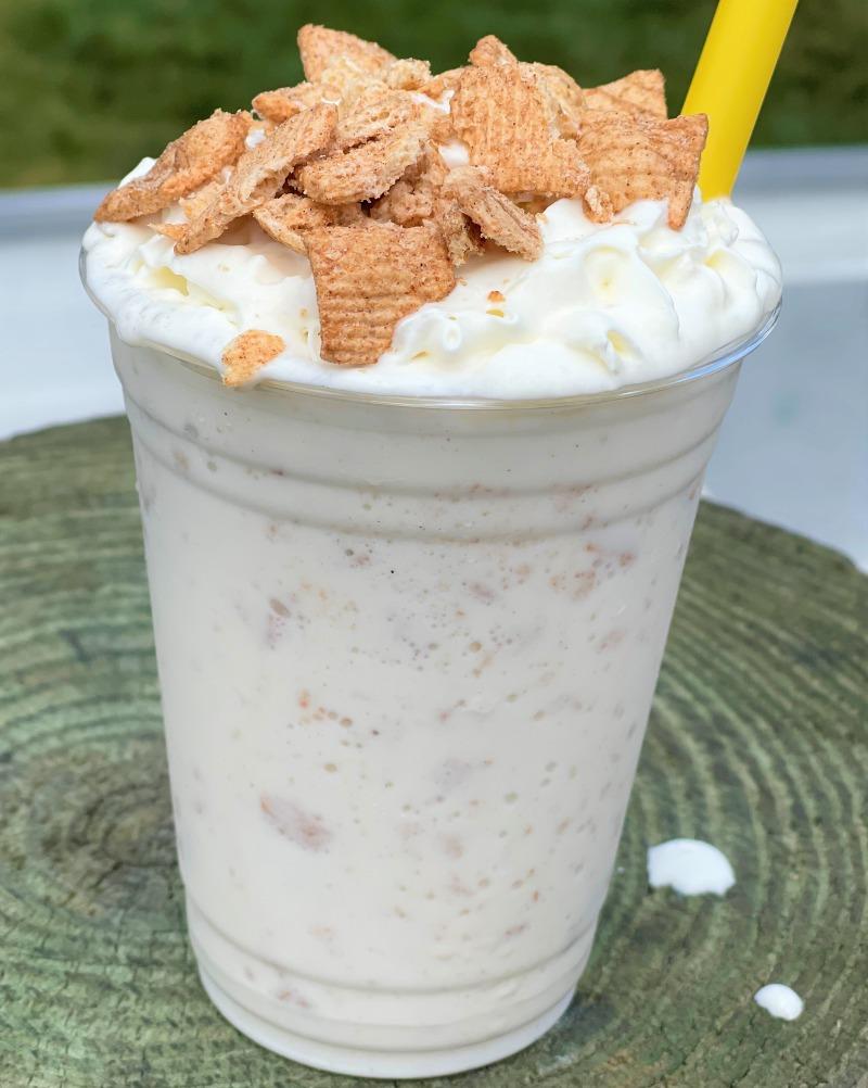 Cinnamon Toast Crunch Shake Image