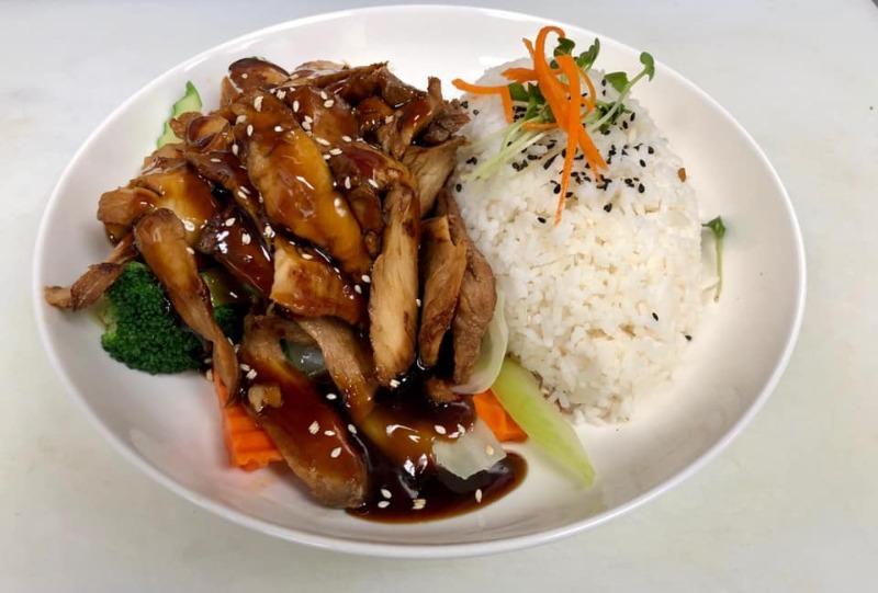 Teriyaki Chicken Image