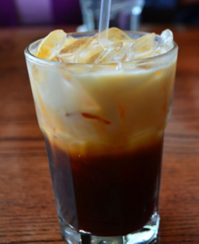 Thai Iced Coffee Image