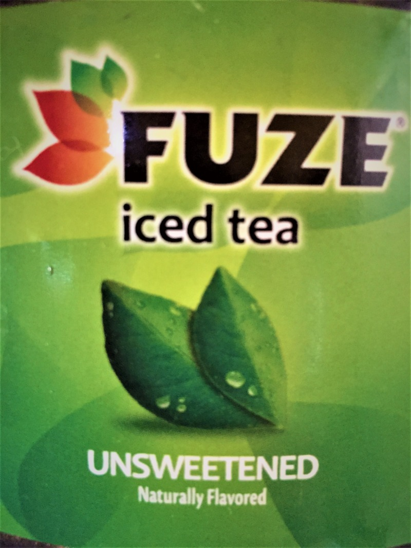 Fuze Ice Tea Image