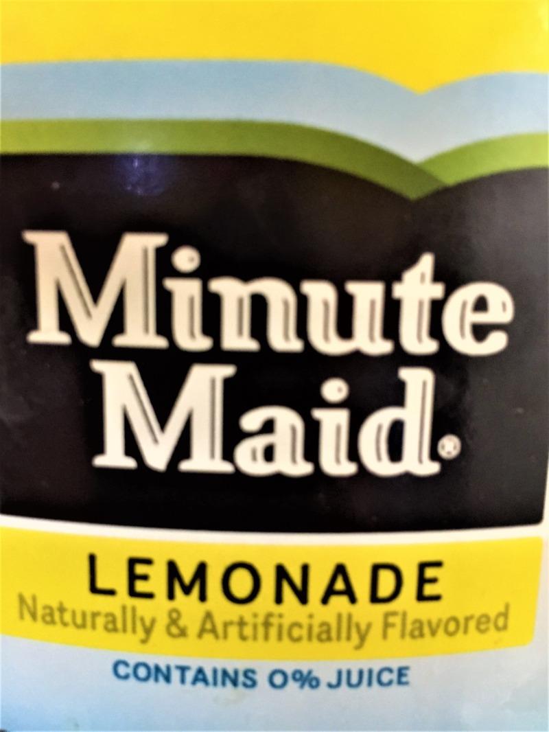 Minute Maid Lemonade