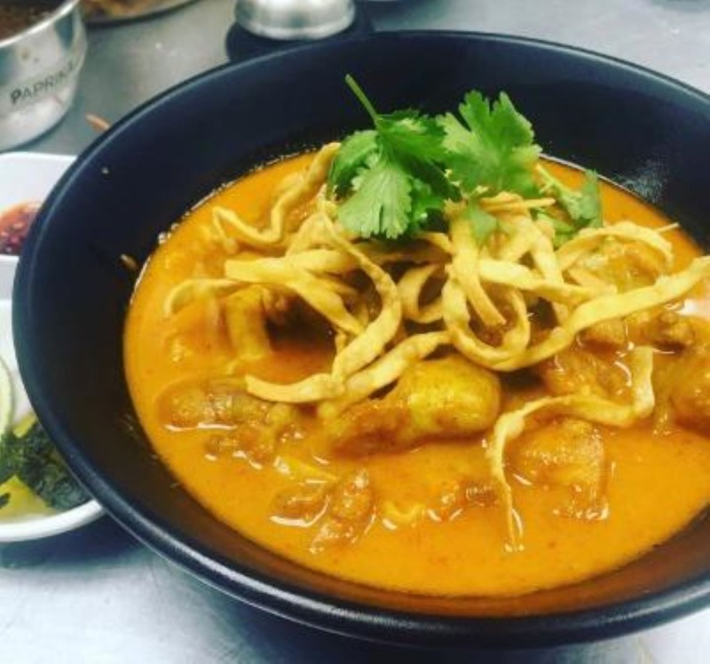 Khao Soi Gai (Recommended)