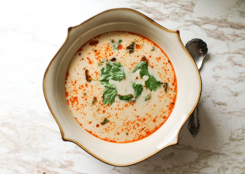 Tom Kha Soup Image