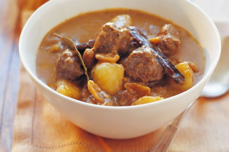 Massamun Curry Image