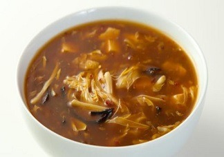 Hot & Sour Chicken Soup Image