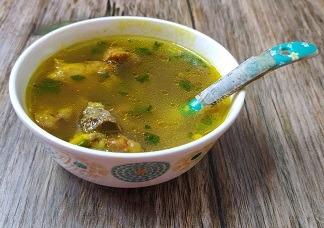 Mutton Bone Soup Image
