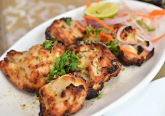 Chicken Malai Tikka Image