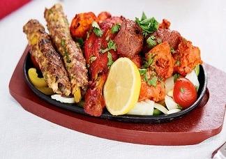 Tandoori Mixed Grill Image