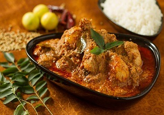 Chettinadu Chicken curry Image