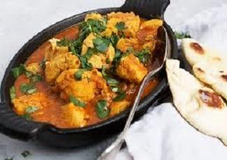 Chicken Vindalo Image