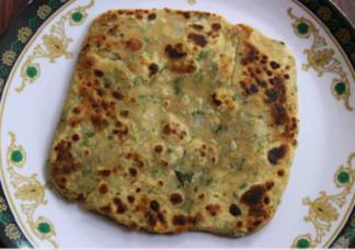 Puthina Paratha Image