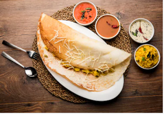 Cheese Dosa Image