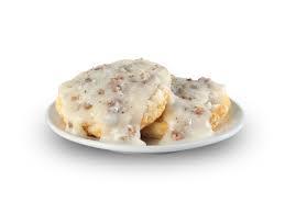 Biscuit & Sausage Gravy Image