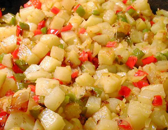 Fried Potatoes Image