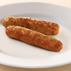 2 Sausage Links Image