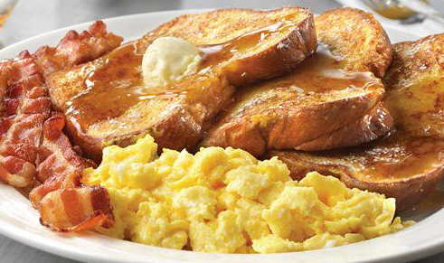 French Toast Platter Image