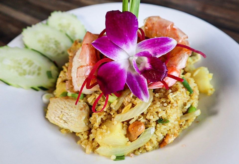 Pineapple Fried Rice (Lunch)