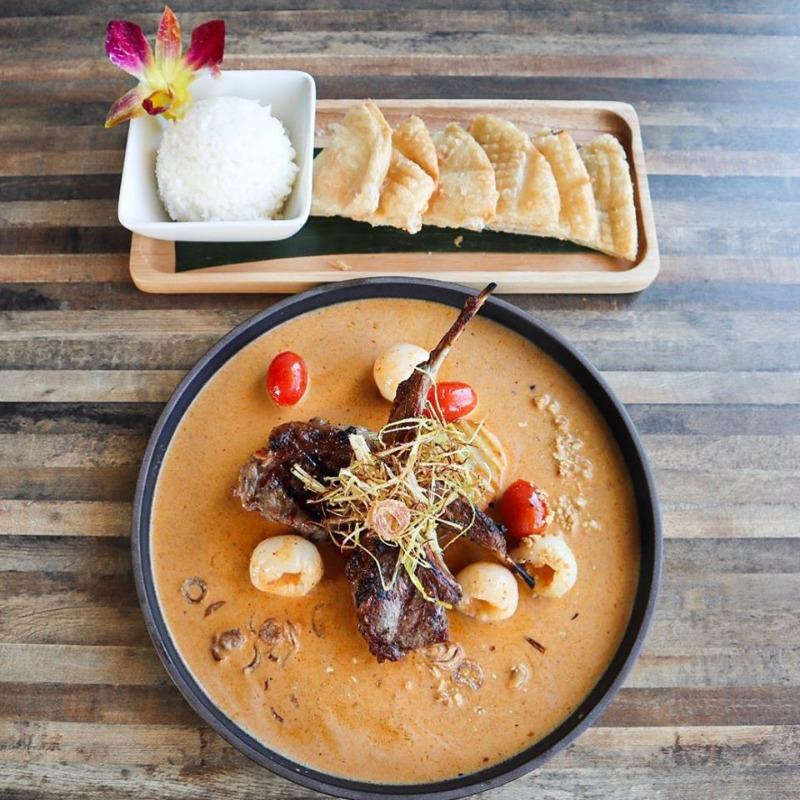 Lamb Massaman Curry Image