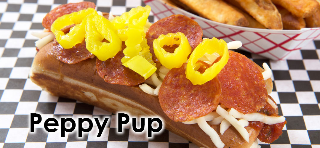 Peppy Pup