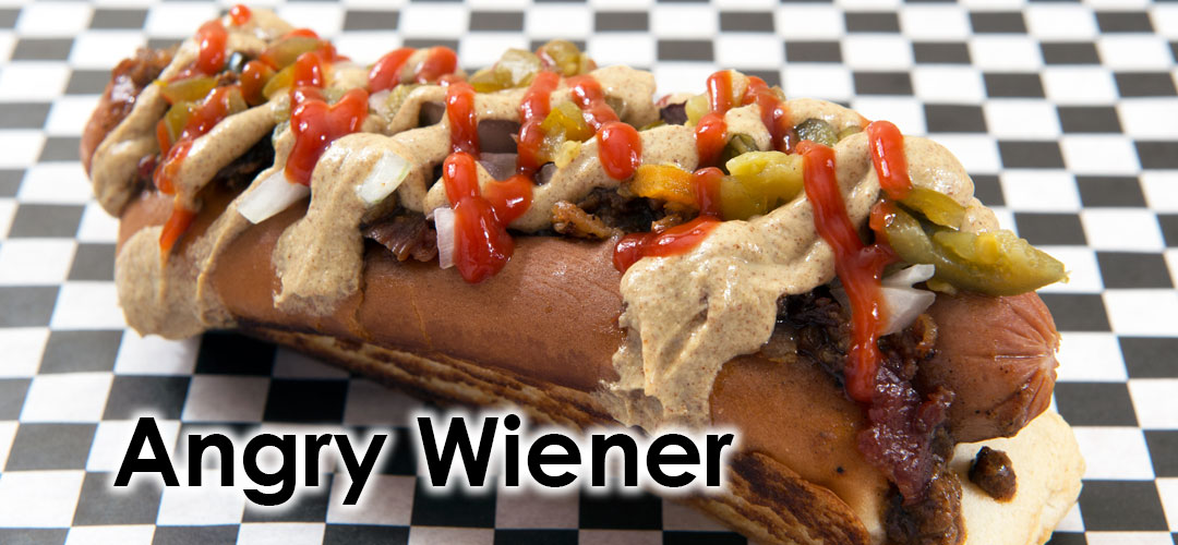 The Angry Wiener Image