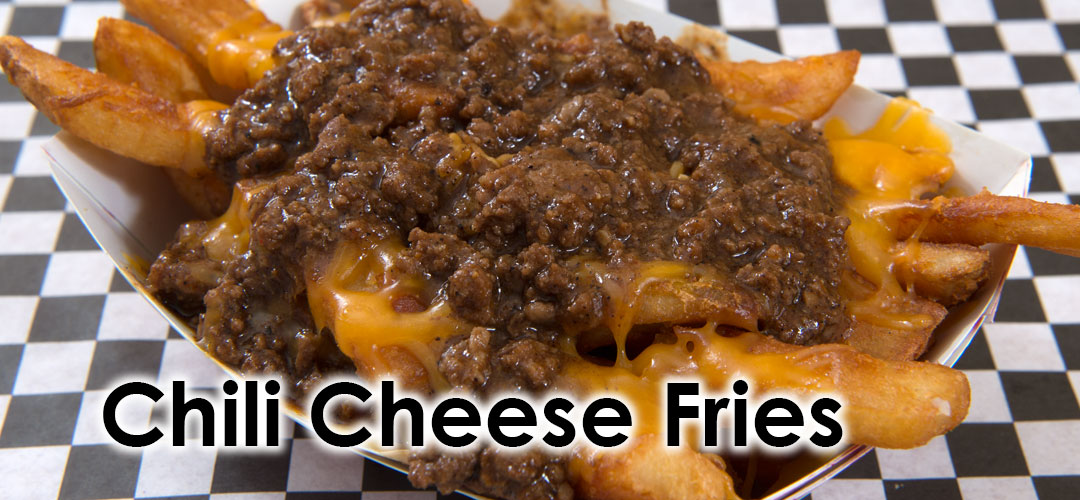 Fries with chili and cheese