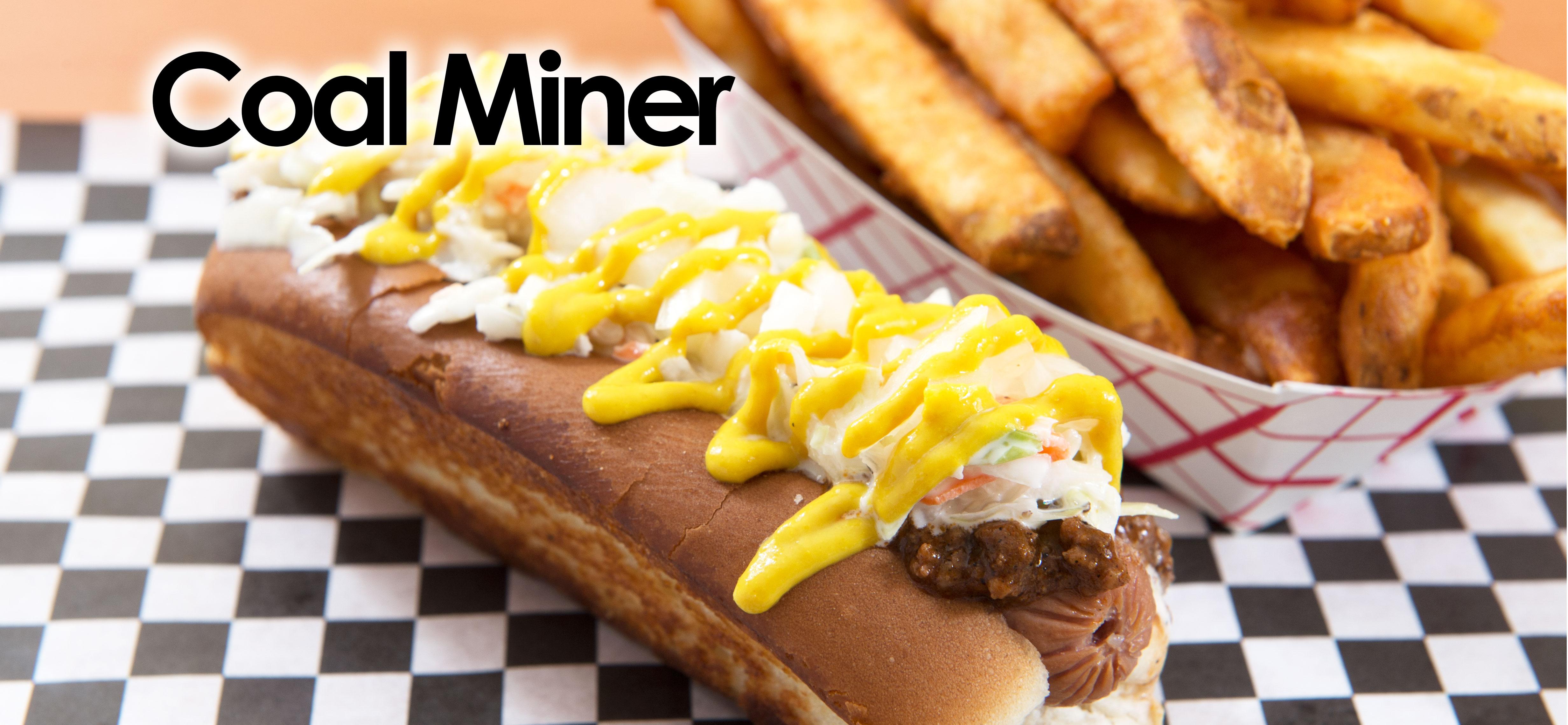 Coal Miners Dog Image