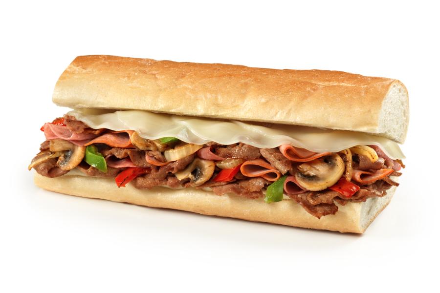 Steak Sandwiches Image