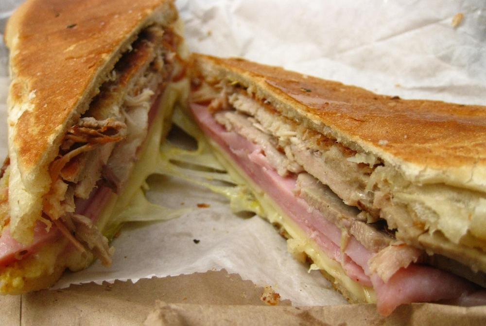 Pressed Sandwiches Image