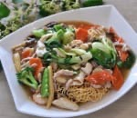 26. Pan Fried Noodle