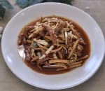 39. Pork w. Yellow Chive & Dry Bean Curd Image