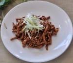 40. Shredded Pork in Peking Sauce