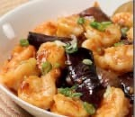 56. Shrimp in Garlic Sauce Image
