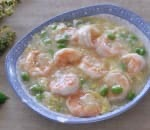 61. Shrimp in Lobster Sauce