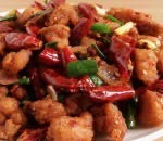 62.  Spicy Scallop w. Chili Sauce (dry) Image