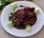 S2. Stewed Pork Ribs w. Chef's Sp. Sauce Image