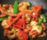 S4. Lobster w. Ginger and Scallion Image