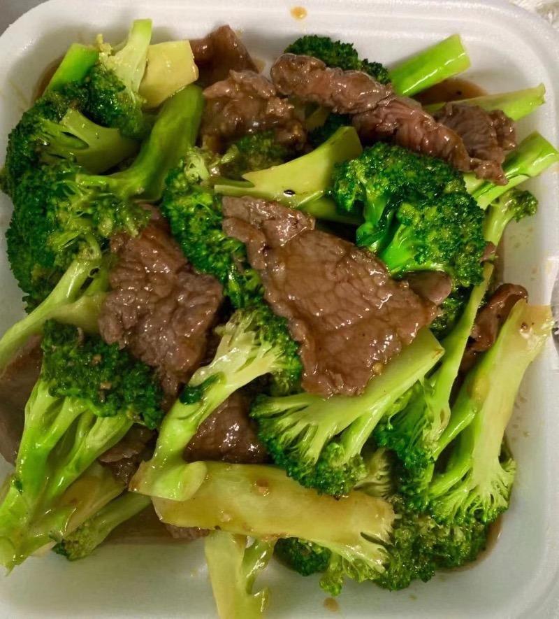 L. Beef w. Broccoli