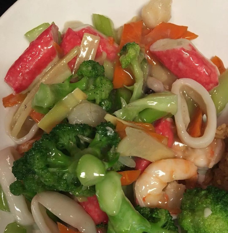 S7. Seafood Delight Image