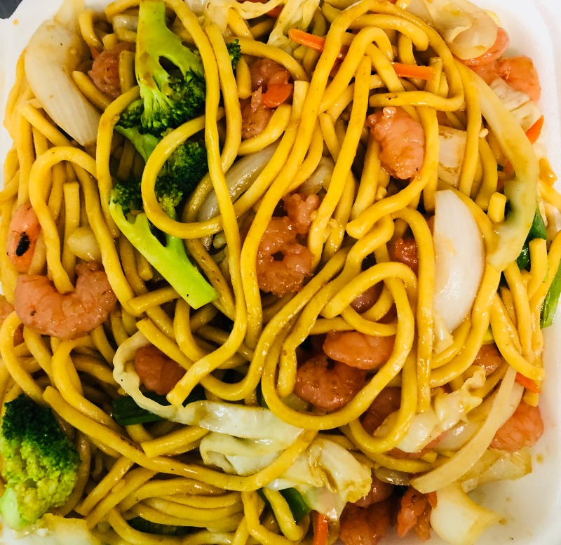 L. Shrimp Lo Mein Image