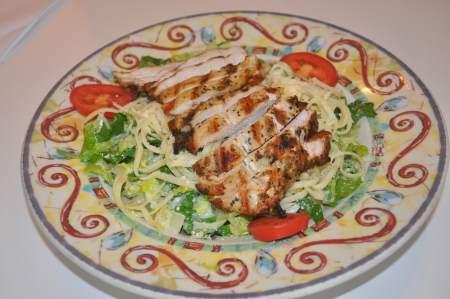 Caesar Pasta Salad Image