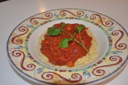 Chicken Romano Sauce Image
