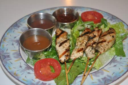 Chicken Satay Image