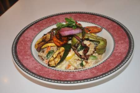 Vegetable Risotto Image