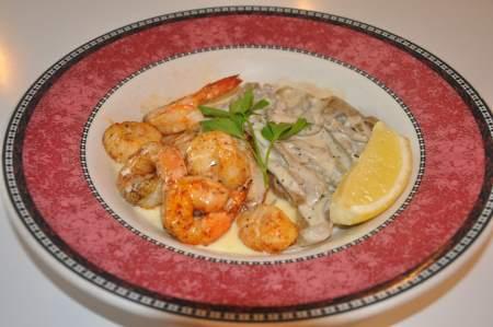 Seafood Trio Image