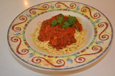Bolognese Sauce Image