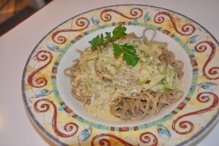 Tarragon Asparagus Sauce Image