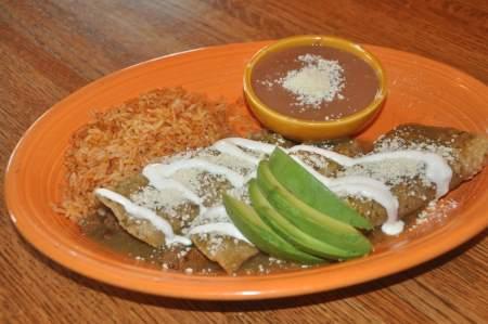 Enchiladas Image