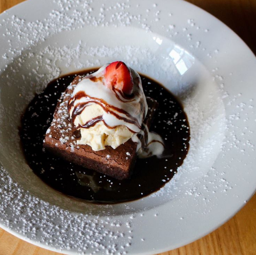 Signature Brownie Sundae