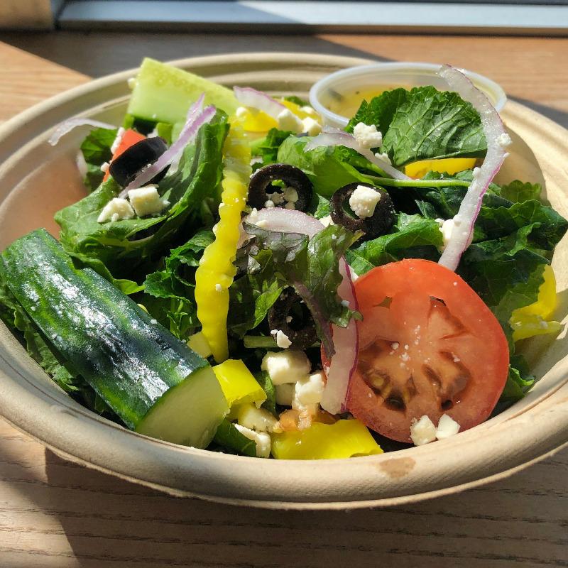 Greek Kale Salad Image