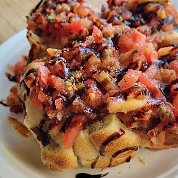 Bruschetta Knots Image